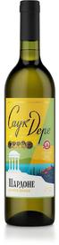 Вино белое сухое «Саук-Дере Шардоне»