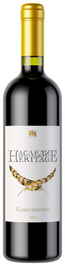Вино красное сухое «Наследие Красностоп» 2015 г.