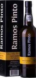 Портвейн «Ramos Pinto Porto White» в подарочной упаковке
