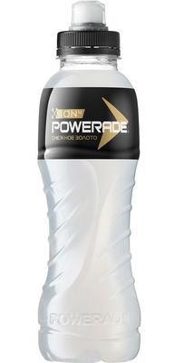 Энергетический напиток «Powerade Снежное Золото»