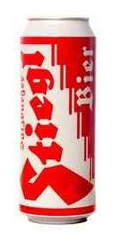 Пиво «Stiegl Goldbrau» в жестяной банке