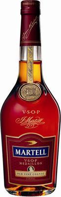Коньяк французский «Martell VSOP Medallion, 0.2 л»