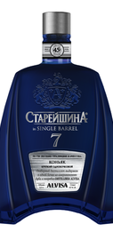 Коньяк российский «Старейшина in Single Barrel»