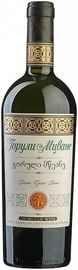 Вино столовое белое сухое «Дом Грузинского Вина Горули Мцване»