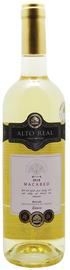 Вино белое сухое «Alto Real Macabeo»