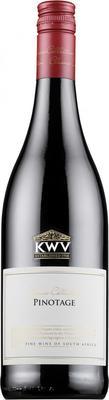 Вино красное сухое «KWV Classic Collection Pinotage» 2015 г.