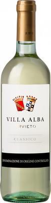 Вино белое сухое «Villa Alba Orvieto Classico»