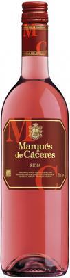 Вино розовое сухое «Marques de Caceres Rosado» 2016 г.