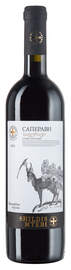 Вино красное сухое «Saperavi Shildis Mtebi» 2015 г.