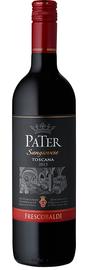 Вино красное сухое «Pater» 2015 г.