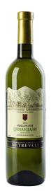 Вино белое сухое «Metreveli Tsinandali» 2015 г.