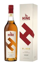 Коньяк французский «H By Hine VSOP» в подарочной упаковке