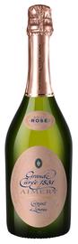 Вино игристое розовое брют «Grande Cuvee 1531 de Aimery Cremant de Limoux»
