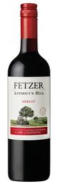Вино красное полусухое «Anthony's Hill Merlot»