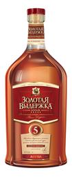 Коньяк российский «Пять звездочек, 0.5 л»