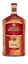 Коньяк российский «Пять звездочек, 1 л»