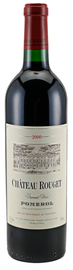 Вино красное сухое «Chateau Rouget» 2003 г.