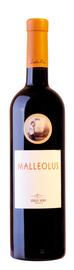 Вино красное сухое «Malleolus» 2014 г.