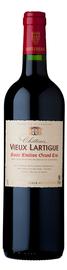 Вино красное сухое «Chateau Vieux Lartigue» 2011 г.