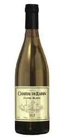Вино столовое белое полусладкое «Chateau de Raisin Cuvee Blanc»