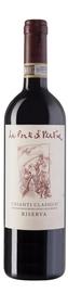 Вино красное сухое «La Porta di Vertine Chianti Classico Riserva» 2008 г.