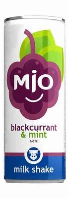 Коктейль «MIO Blackberry and Minth»