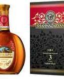 Коньяк армянский «Шахназарян 3 года» в подарочной упаковке