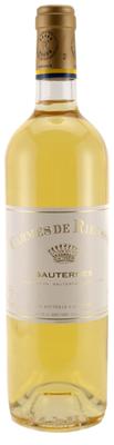 Вино белое сладкое «Les Carmes de Rieussec» 2012 г.