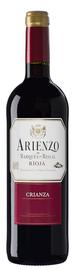 Вино красное сухое «Arienzo Crianza» 2014 г.