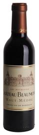 Вино красное сухое «Chateau Beaumont» 2014 г.