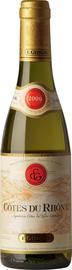 Вино белое сухое  «E. Guigal Cotes-du-Rhone Blanc»
