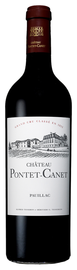 Вино красное сухое «Chateau Pontet-Canet» 2012 г.