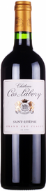 Вино красное сухое «Chateau Cos Labory» 2011 г.
