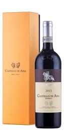 Вино красное сухое «Chianti Classico Gran Selezione San Lorenzo» 2013 г., в подарочной упаковке
