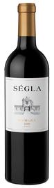 Вино красное сухое «Segla» 2009 г.