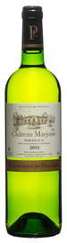 Вино белое сухое «Chateau Marjosse» 2015 г.