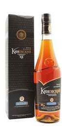 Коньяк российский «КиНовский КВ» в сувенирной упаковке