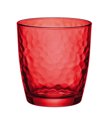 «Bormioli Palatina Water Red Set»