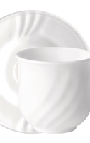 Набор «Ebro Coffee» чашка+блюдце