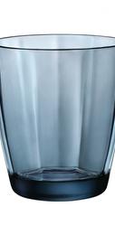Стакан «Bormioli Pulsar Water Ocean Blue»