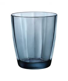 Стакан «Bormioli Pulsar Water Ocean Blue» цена за стакан
