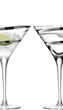 Бокал «Malika Grand Cocktail Platinum Spiral »