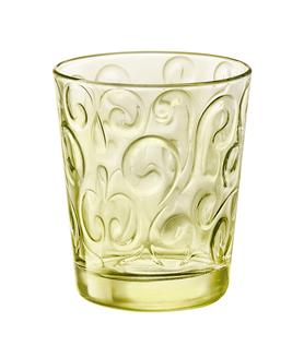 Стакан «Bormioli Naos Water Candy Lime»