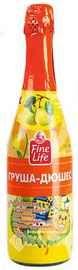 Напиток безалкогольный газированный «Fine Life груша дюшес»
