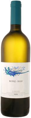 Вино белое сухое «Rossj-Bass Chardonnay, 0.375 л» 2015 г.
