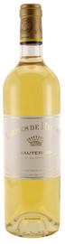 Вино белое сладкое «Les Carmes de Rieussec» 2010 г.