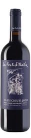 Вино красное сухое «Sassi Chiusi» 2009 г.