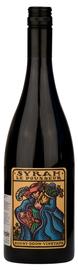 Вино красное сухое «Syrah Le Pousseur» 2013 г.