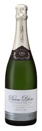 Шампанское белое экстра брют «Champagne Pierre Peters Extra Brut Grand Cru»