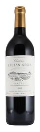 Вино красное сухое «Chateau Rauzan-Segla» 2001 г.